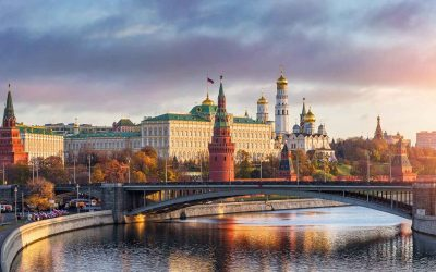 Inelul de Aur din Moscova. Anul imprejur