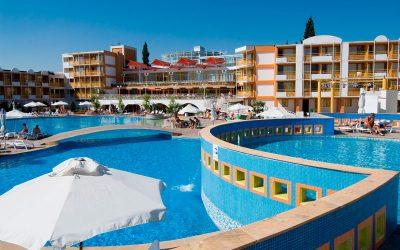 Bulgaria 08.09! Nessebar Beach 3*-150 €