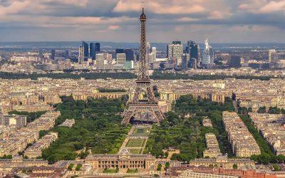 Bonjour, Paris… and Disneyland!