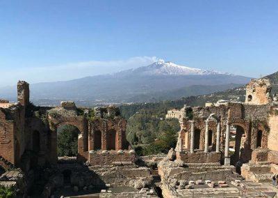 8 марта на Сицилии