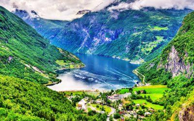 🚌 Норвежские фьорды