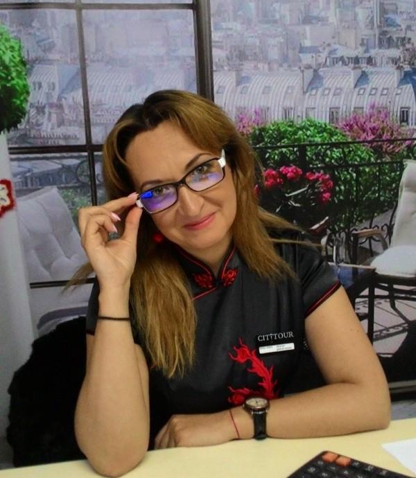 Ирина Попа(Ладанюк)