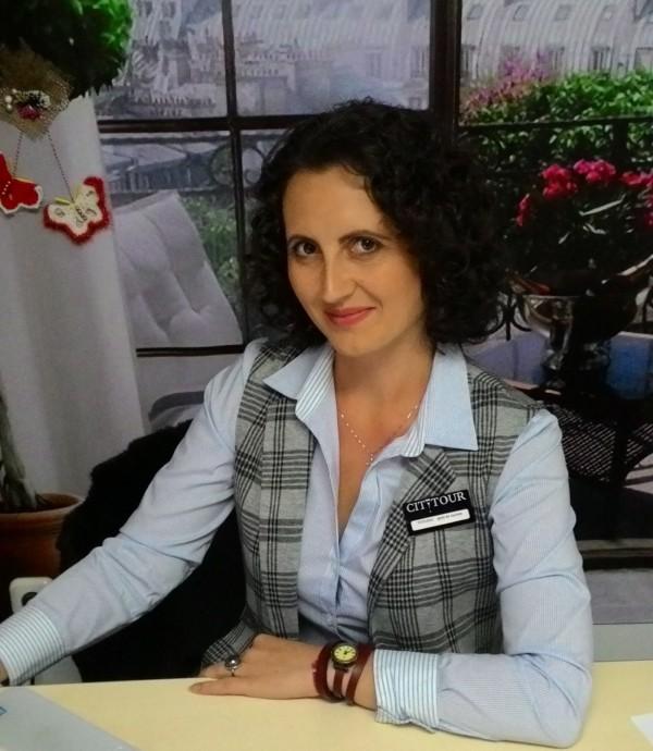Татьяна Лупашку