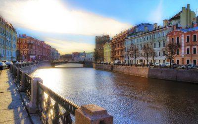 Санкт-Петербург - город на Неве