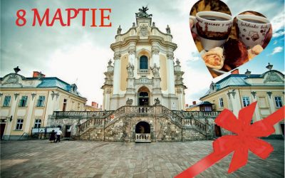 🚌 8 Martie in Lvov! 105 €