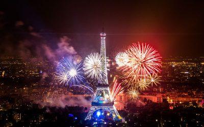 ✈️ Новый год в Париже! Вылет: 27.12- 460 €