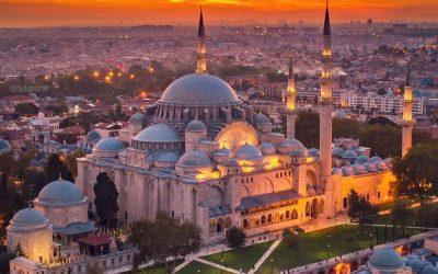 🚌 Стамбул – город контрастов!