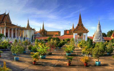 ✈️ Вьетнам + Лаос + Камбоджа!