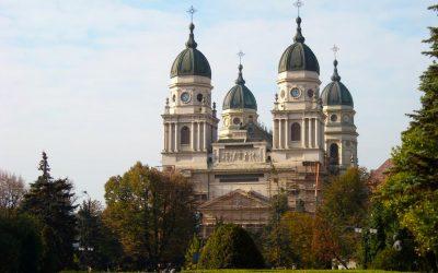 🚌 Mănăstiri din Moldova și Bucovina