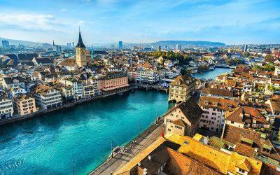 ✈️ Италия – Швейцария – Княжество Лихтенштейн!