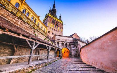 🚌 Praid-Sighisoara-Sibiu-Manastirea Brancoveanu-Cetatea Fagaras