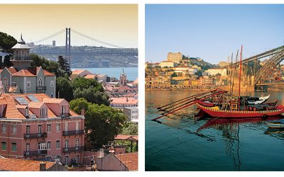 "✈️ Португалия ""Две столицы Лиссабон и Порто"""