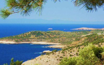 Thassos island, Greece