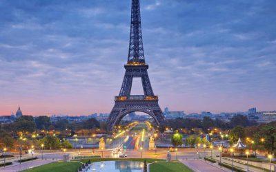 🚌 Бонжур, Париж!